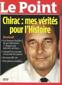 LE POINT - 05.11.09