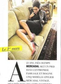 MARIE CLAIRE - PRINTEMPS-ÉTÉ  2011