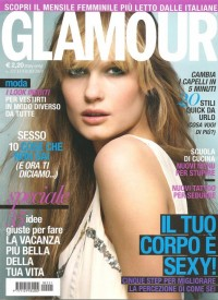 GLAMOUR ITALIE - 07.10