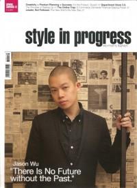 STYLE IN PROGRESS - # 3.2011 - 18.07.11