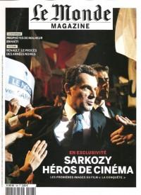 LE MONDE MAGAZINE - 08.01.11