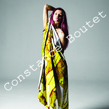CREATRICE DE PRET A PORTER - FASHION DESIGNER - PRINTS AND SILK