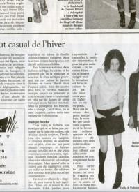 Le Figaro - 06.11.08