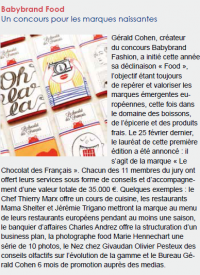 FOOD MAGAZINE - 15.03.15