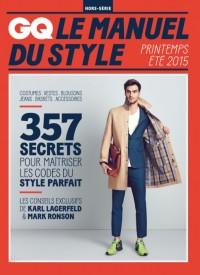 GQ Le Manuel du Style - 01.04.15