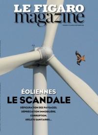LE FIGARO MAGAZINE - Cover - 04.09.15