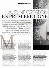 Madame Figaro - 12.06.15