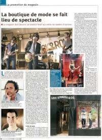 _GÇrald Cohen - Journal du Textile - 3 Juin 08