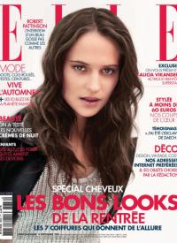 ELLE - Cover - 04.09.15