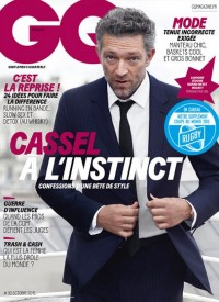 GQ - Cover - Oct. 2015