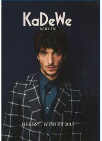 KADEWE Berlin - Cover - AH 2015