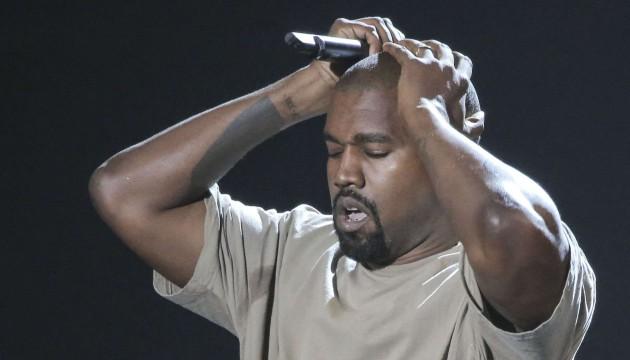 Kanye West en est sûr : il est discriminé par le milieu de la mode (Chelsea Lauren/REX Shut/SIPA)