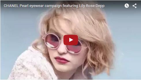 Capture Vidéo Lily-Rose Depp