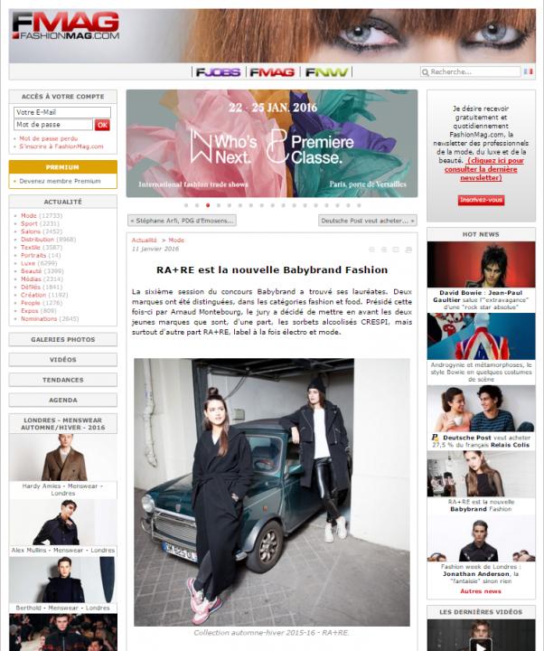 FASHION Mag.com - 11.01.16
